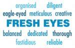 Fresh Eyes editing